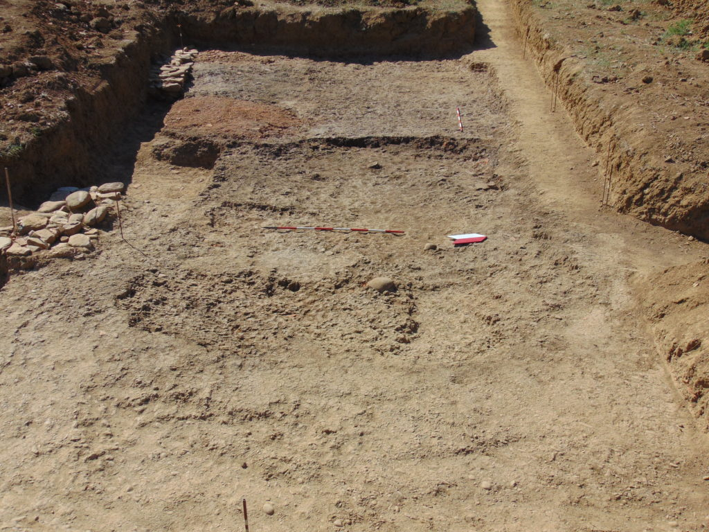 Scavo archeologico Domo 2017