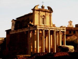 Chiesa-di-San-Lorenzo-in-Miranda visite guidate roma archeodomani