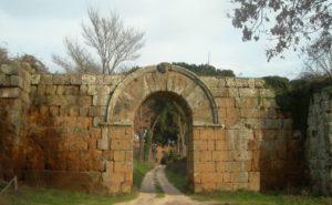 Santa maria in Falleri visite guidate roma archeodomani