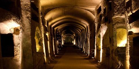 Napoli, Le Catacombe di San Gennaro
