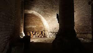 Insula San paolo alla regola sotterranei Visite Guidate Archeodomani