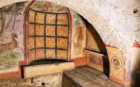 Ipogeo via livenza sotterranei Visite Guidate Archeodomani