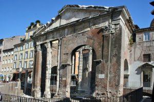 portico d'ottavia Visite Guidate Archeodomani