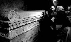 tour sotterranei: sepolcro degli scipioni