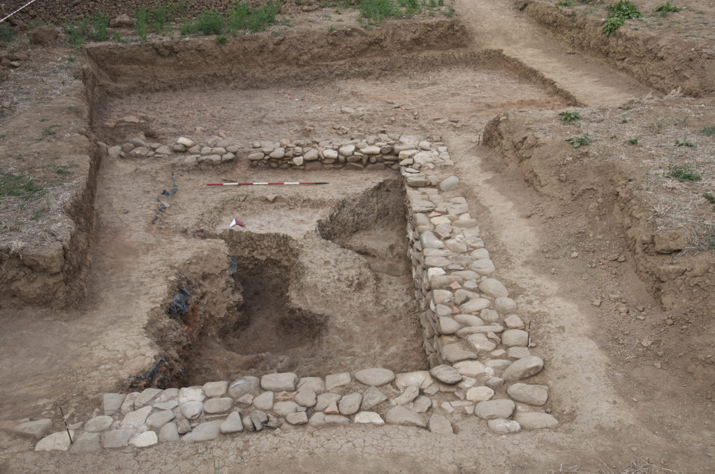 Scavo Archeologico Domo Archeodomani Bibbiena Arezzo 2016