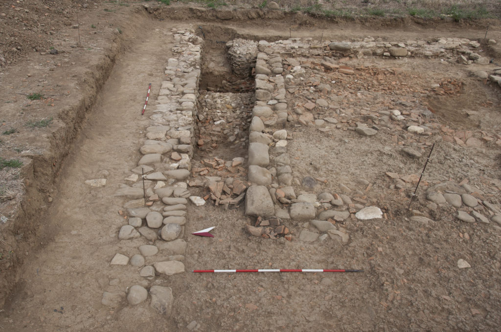 Scavo Archeologico Domo Archeodomani Bibbiena Arezzo 2016/5