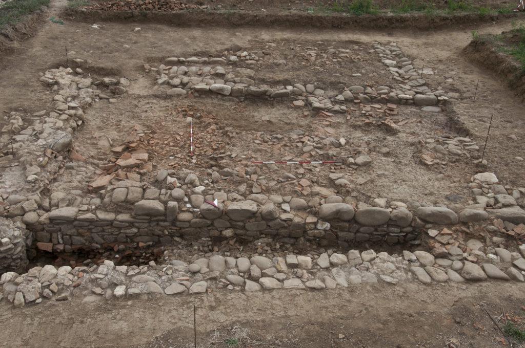 Scavo Archeologico Domo Archeodomani Bibbiena Arezzo 2016/6