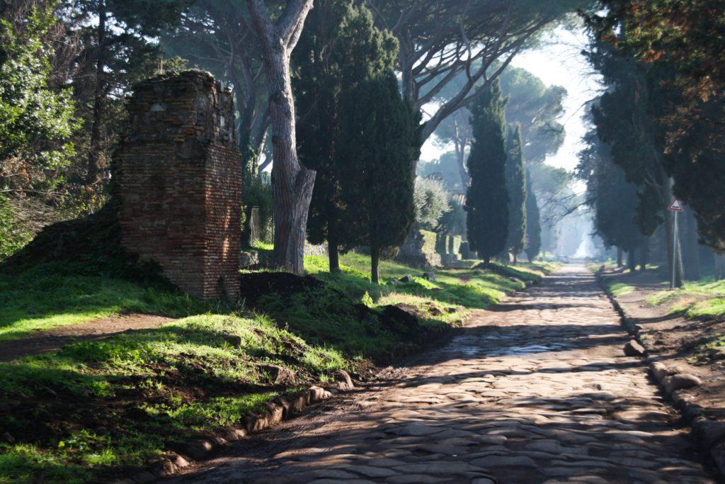 tour visite guidate archeodomani appia antica