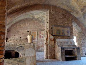 tour visite guidate ostia antica archeodomani Thermopolium