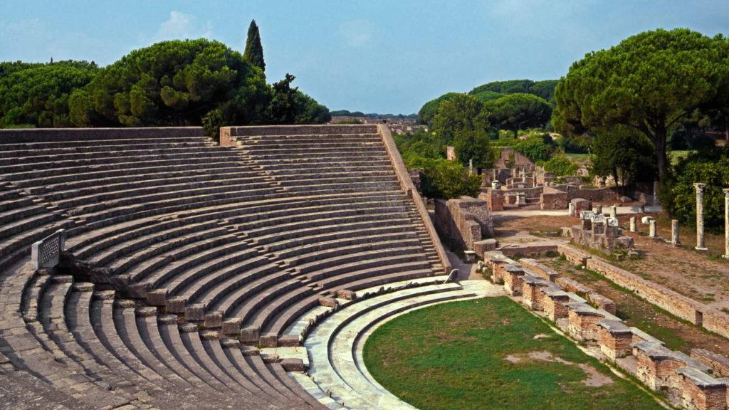 tour visite guidate ostia antica archeodomani