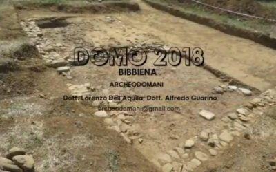 "THE ""DOMO 2018"" EXCAVATION CAMPAIGN IS CONCLUDED"