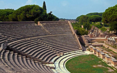 VITA QUOTIDIANA NELL'ANTICHITA' UNA GIORNATA AD OSTIA ANTICA
