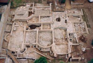 L'area archeologica di Capo di Bove