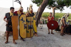 Canne della battaglia rievocazione storica